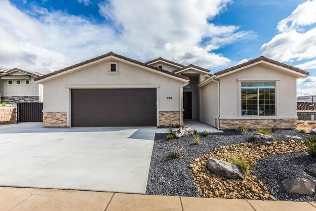 535 S The Narrows, Hurricane, UT 84737 (MLS #20-211189) :: Remax First Realty