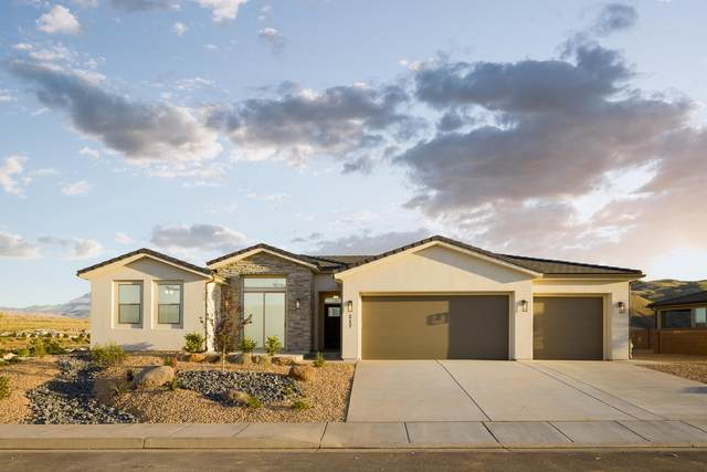 317 Zion Trail S, Toquerville, UT 84774 (MLS #20-212169) :: The Real Estate Collective
