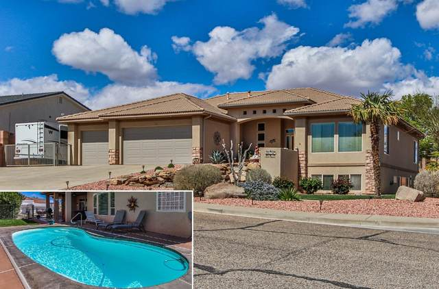 1835 E 970 S, St George, UT 84790 (MLS #20-212331) :: The Real Estate Collective