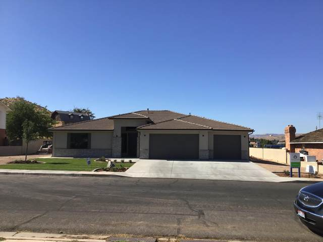 1430 E 1850 S, St George, UT 84790 (MLS #20-214369) :: Diamond Group