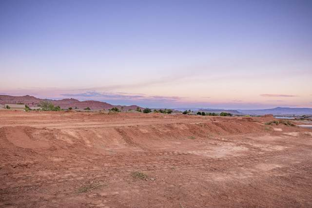 Lot 215 Palisades At Snow Canyon, Ivins, UT 84738 (MLS #20-215584) :: The Real Estate Collective