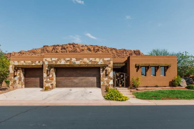2336 W Entrada Trail #28, St George, UT 84770 (MLS #20-216980) :: Team SURGE @ KW St. George
