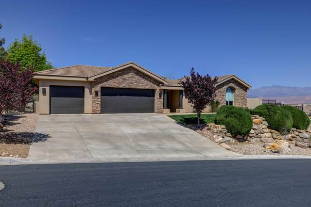 2331 Stone Crest Way, St George, UT 84790 (MLS #21-221439) :: Sycamore Lane Realty Co.