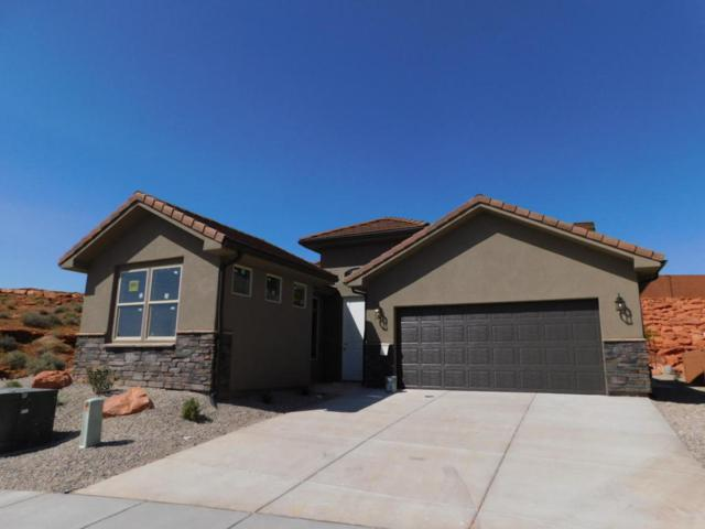 1106 N Montana Ln, St George, UT 84770 (MLS #17-189581) :: The Real Estate Collective
