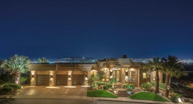 1821 Cliff Point Dr, St George, UT 84790 (#19-202285) :: Red Sign Team