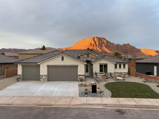 38 W 460 S Lot 98, Ivins, UT 84738 (MLS #20-209852) :: Remax First Realty