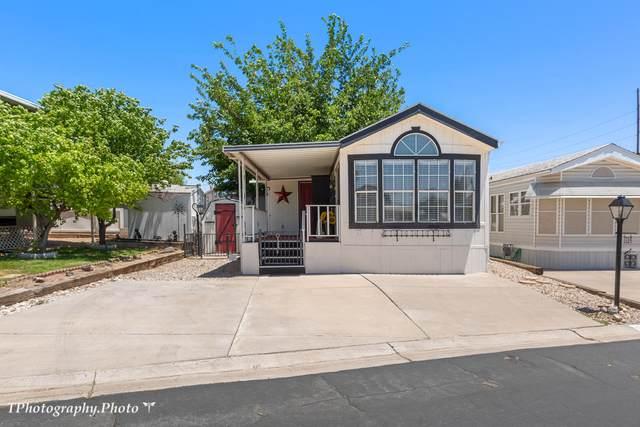 448 E Telegraph #104, Washington, UT 84780 (MLS #21-223404) :: Kirkland Real Estate | Red Rock Real Estate