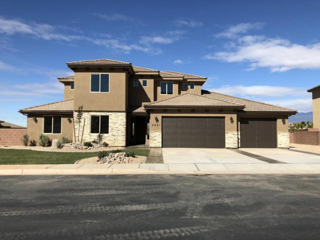 2661 E Hazel Dr, St George, UT 84790 (MLS #18-196014) :: The Real Estate Collective