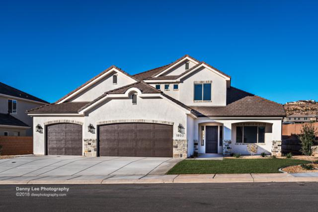 1802 S 2890 E, St George, UT 84790 (MLS #18-196227) :: The Real Estate Collective
