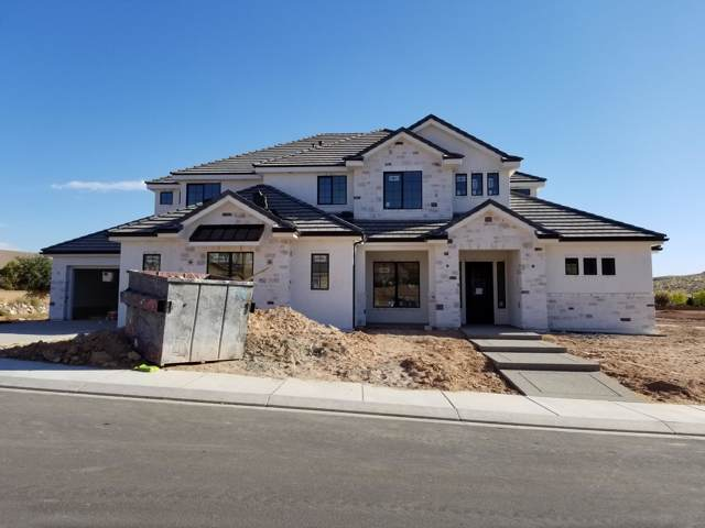 1888 E 2540 S, St George, UT 84790 (MLS #19-207126) :: Remax First Realty