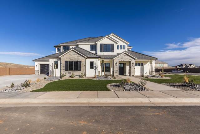 2217 E 3670 S, St George, UT 84790 (MLS #19-205907) :: Remax First Realty