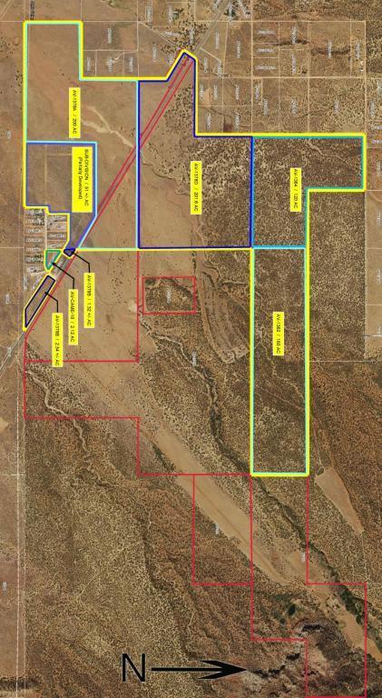 201 Acres Gorgeous Views!, Apple Valley, UT 84737 (MLS #16-181175) :: Diamond Group