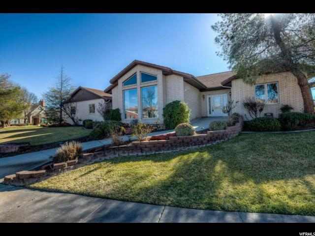 1190 N Old Farm, Santa Clara, UT 84765 (MLS #17-185109) :: Remax First Realty