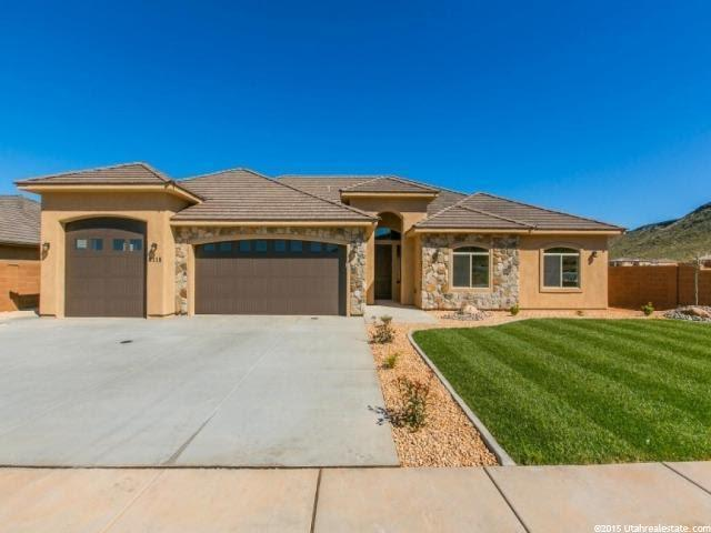 3318 W 2700 S, Hurricane, UT 84737 (MLS #17-186108) :: Remax First Realty