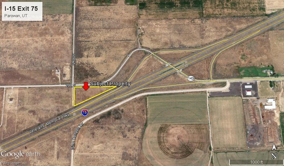 4.45  Acre I-15 Exit 75 - Photo 1