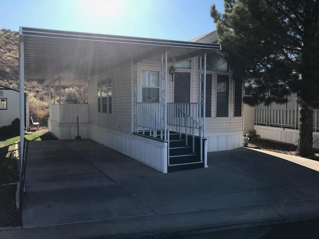 448 E Telegraph #66, Washington, UT 84780 (MLS #17-190030) :: Remax First Realty
