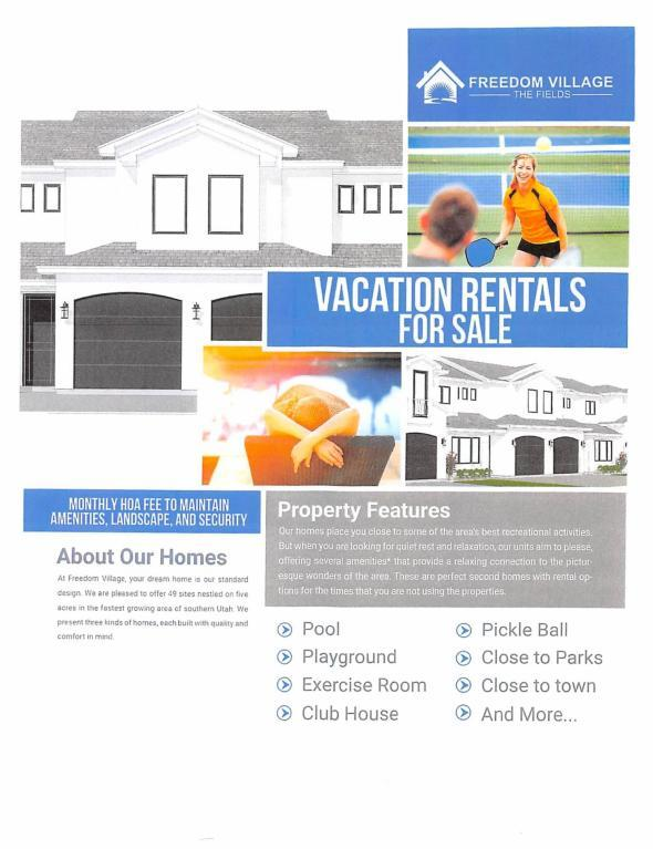 3983 S Jackson Dr #44, Washington, UT 84780 (MLS #18-190898) :: The Real Estate Collective