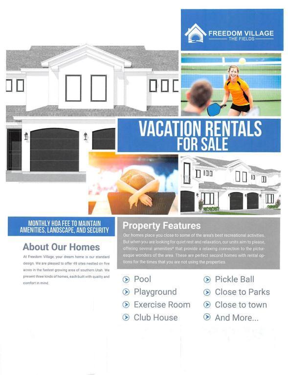3989 S Jackson Dr #45, Washington, UT 84780 (MLS #18-190945) :: The Real Estate Collective