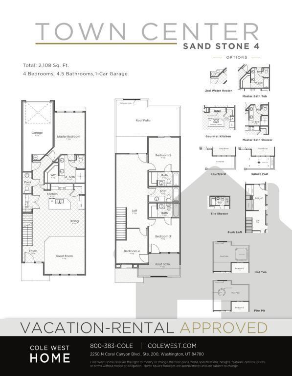 2387 N Canyon Greens Dr Lot 2, Washington, UT 84780 (MLS #18-191102) :: The Real Estate Collective