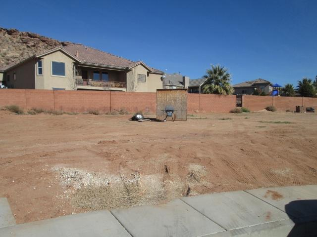 2160 E Lot 16, St George, UT 84790 (MLS #18-191459) :: Red Stone Realty Team