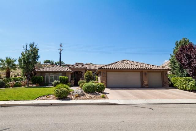 2658 E 1400 S, St George, UT 84790 (MLS #18-192163) :: Red Stone Realty Team