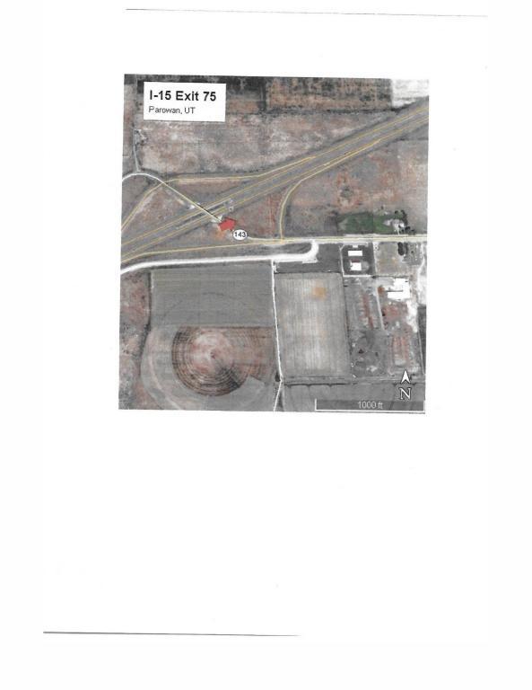 W 200 S. Highway 143 Exit 75, Parowan, UT 84761 (MLS #18-192187) :: Red Stone Realty Team