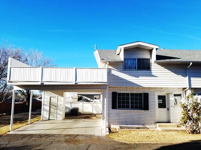 781 Valley View #25, St George, UT 84770 (MLS #18-192357) :: The Real Estate Collective