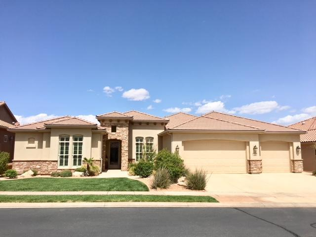 1564 Heatherglen Dr, St George, UT 84790 (MLS #18-193320) :: Diamond Group