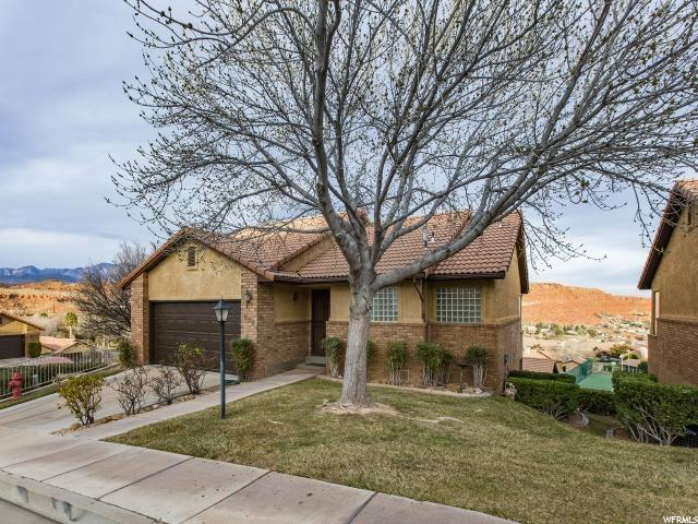 606 Northridge Ave, St George, UT 84770 (MLS #18-193640) :: Remax First Realty