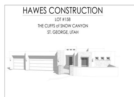 3052 N Snow Canyon Parkway, St George, UT 84770 (MLS #18-193786) :: The Real Estate Collective