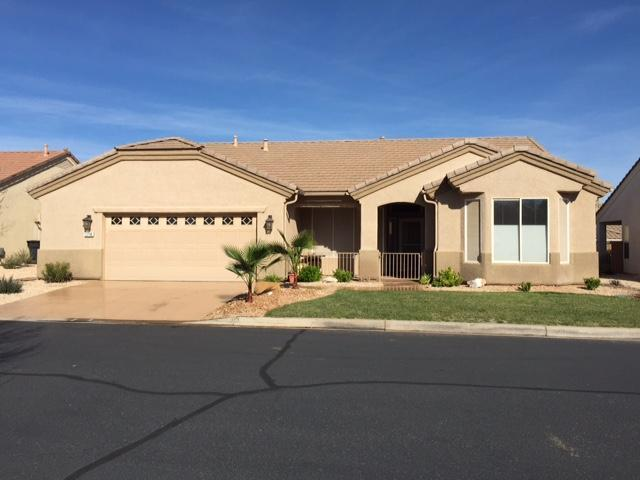 1718 Desert Rose Dr, St George, UT 84790 (MLS #18-194886) :: The Real Estate Collective