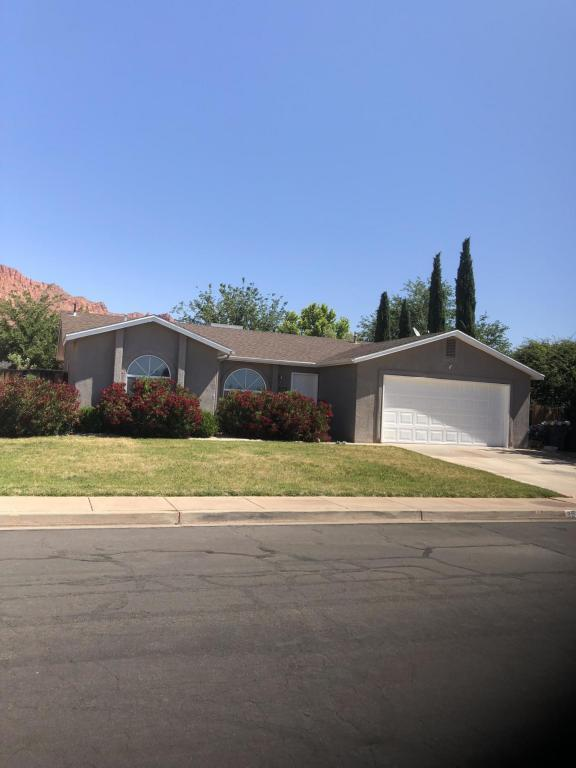 353 E 530 S, Ivins, UT 84738 (MLS #18-195174) :: Remax First Realty
