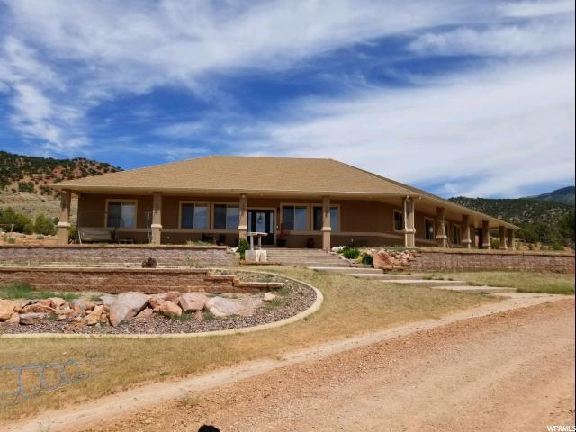 4435 S Old Hwy #91, Kanarraville, UT 84742 (MLS #18-195889) :: Red Stone Realty Team