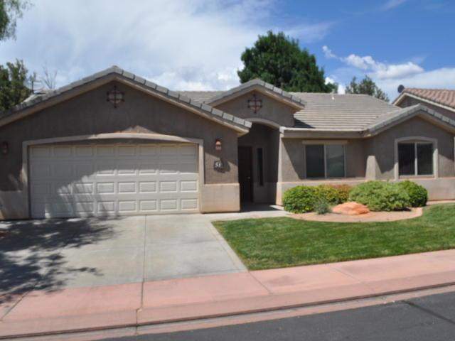 1173 W Snow Canyon Parkway #51, St George, UT 84770 (MLS #18-195963) :: The Real Estate Collective