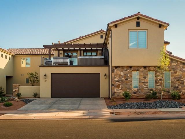 3800 N Paradise Village #87, Santa Clara, UT 84765 (MLS #18-196099) :: Saint George Houses