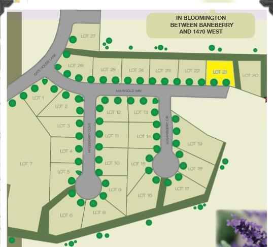 Lot #21 Marigold Way, St George, UT 84790 (MLS #18-197119) :: The Real Estate Collective