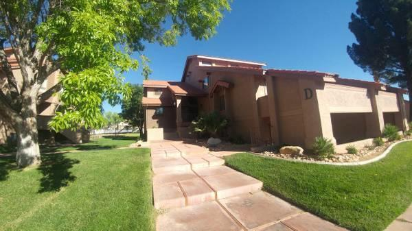 860 S Village Rd #D-9, St George, UT 84770 (MLS #18-197703) :: John Hook Team