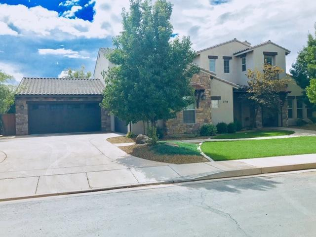 2704 E 1300 S Cir, St George, UT 84790 (MLS #18-197981) :: The Real Estate Collective