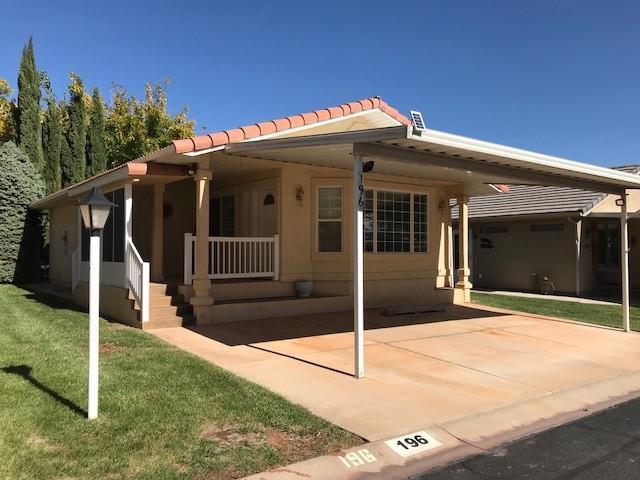 180 N 1100 E #196, Washington, UT 84780 (MLS #18-198724) :: The Real Estate Collective