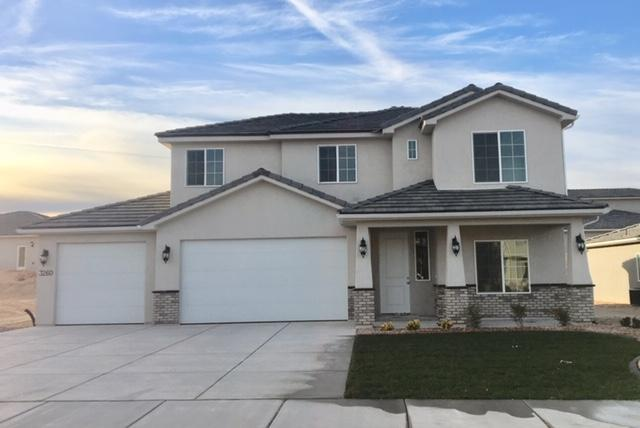 3260 E Red Cedar, St George, UT 84790 (MLS #18-199159) :: Remax First Realty