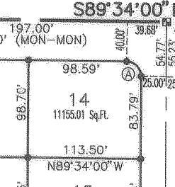 3350 W- Lot 14- Phase F, Hurricane, UT 84737 (MLS #19-200030) :: Remax First Realty