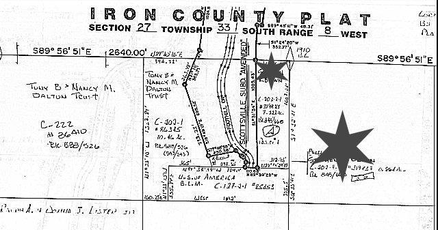 1400 N Foothill Dr, Paragonah, UT 84760 (MLS #19-200380) :: Saint George Houses