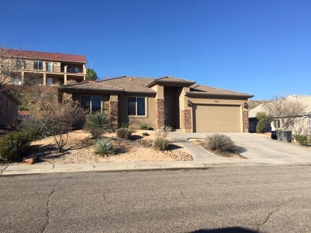785 W Lava Pointe, St George, UT 84770 (MLS #19-202458) :: The Real Estate Collective