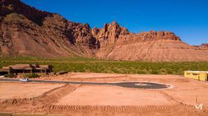 589 E Red Desert Trail Lot # 13, Ivins, UT 84738 (MLS #19-202940) :: John Hook Team