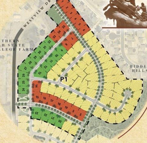410 S Cedar Creek Dr Lot 25, Cedar City, UT 84720 (MLS #19-203043) :: The Real Estate Collective