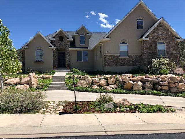 2068 N Double Tree Way, Cedar City, UT 84721 (MLS #19-203055) :: The Real Estate Collective