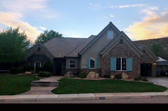1920 S 2660 E, St George, UT 84790 (MLS #19-203067) :: Remax First Realty