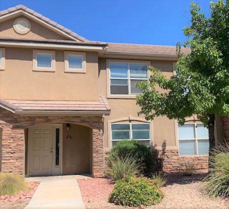 3155 S Hidden Valley Dr #137, St George, UT 84790 (MLS #19-207173) :: Red Stone Realty Team