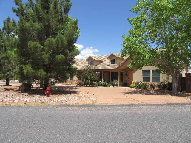 1260 N Homespun Dr, Leeds, UT 84746 (MLS #19-207290) :: The Real Estate Collective