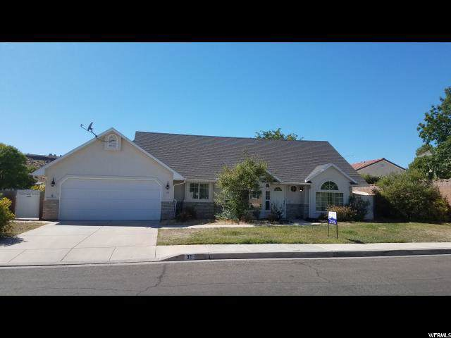 30 S 1970 E, St George, UT 84790 (MLS #19-208522) :: Remax First Realty
